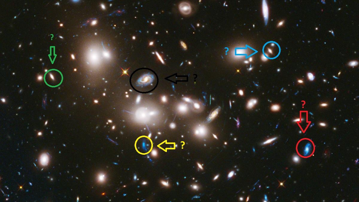 Где Млечный Путь во Вселенной?