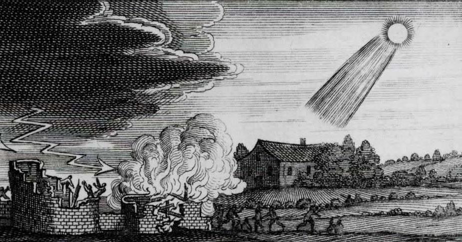 Комета Галлея в древности