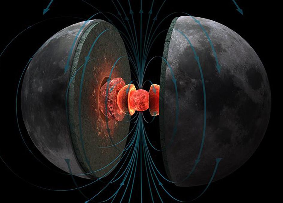 Магнитное поле Луны