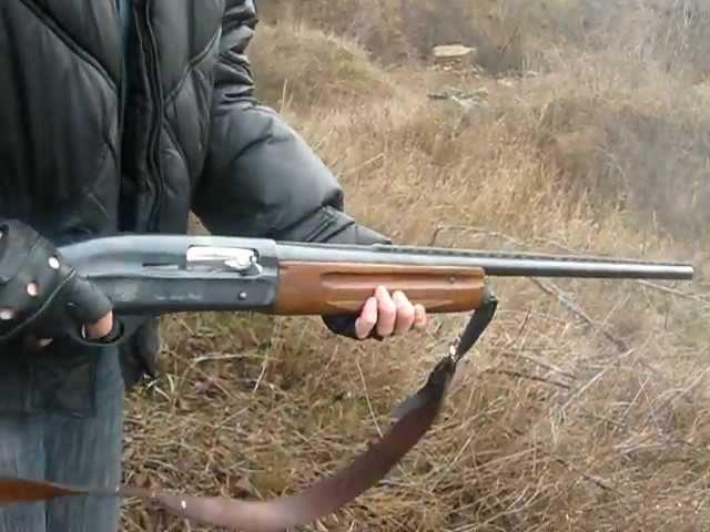 Охотник с МЦ-21