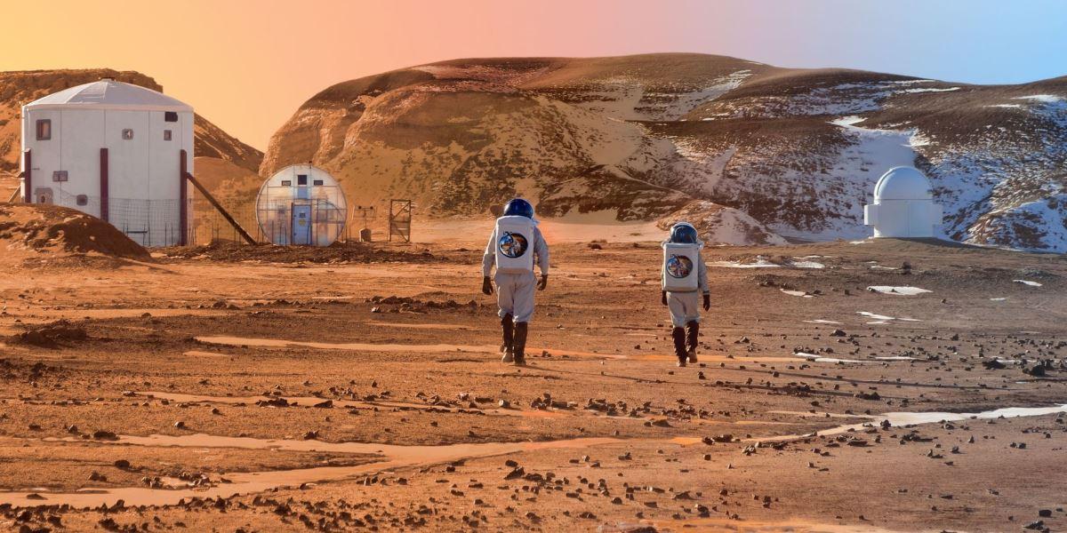 Освоение Марса