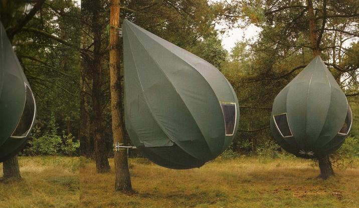 Подвесные палатки