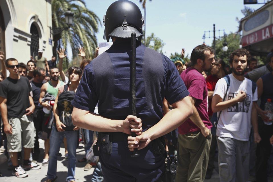 Полицейская дубинка