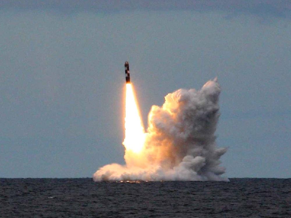 Ракетный пуск