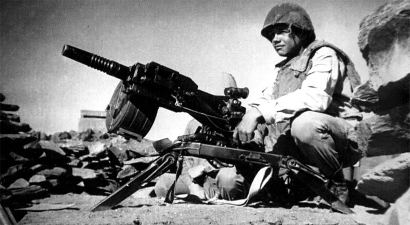Солдат с АГС-17