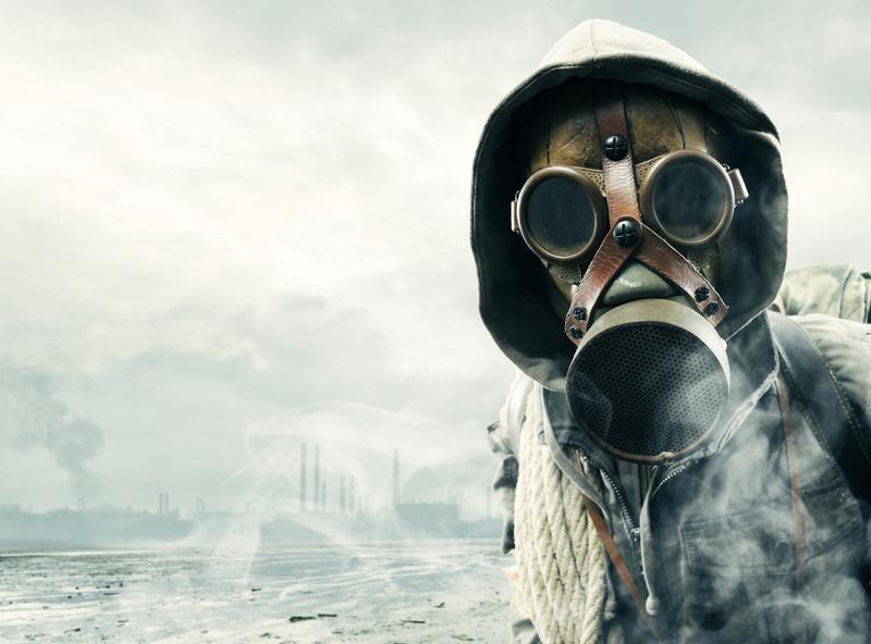 Вредные вещества в атмосфере