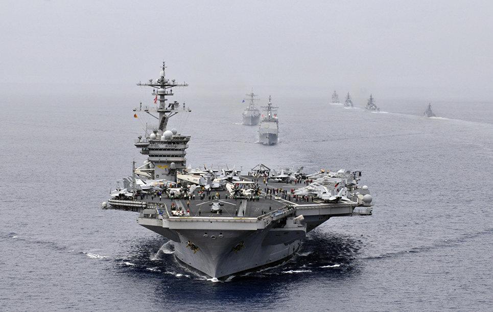 Американские авианосные группы