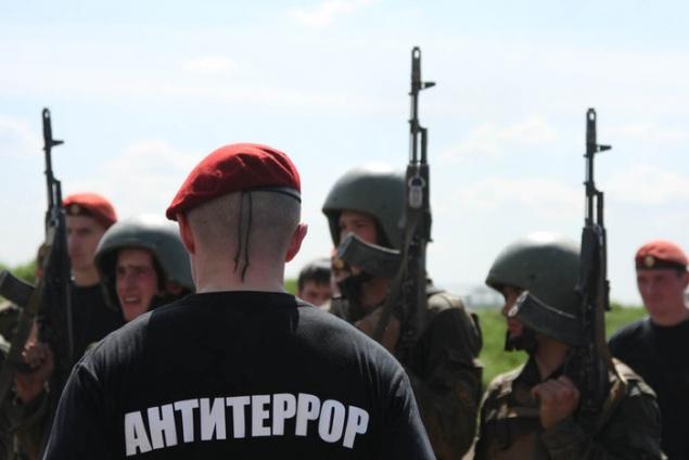 Антитеррористическое подразделение