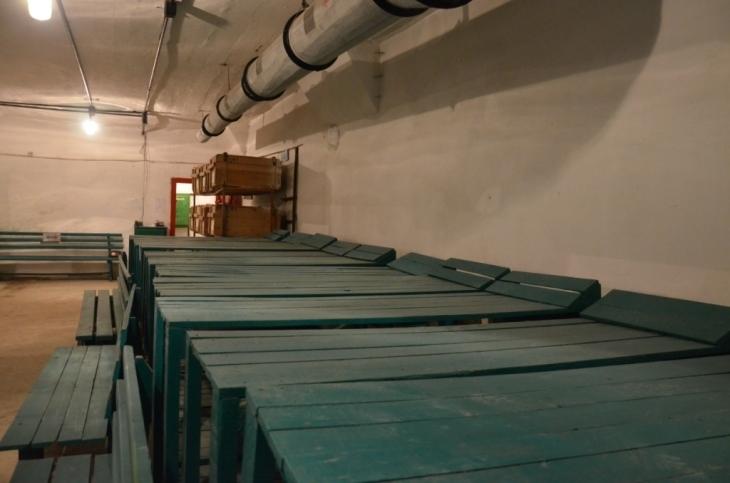 Бомбоубежища, укрытия от ОМП