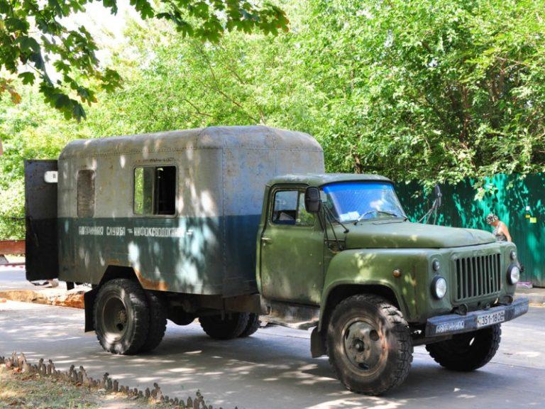 Модификация ГАЗ-53