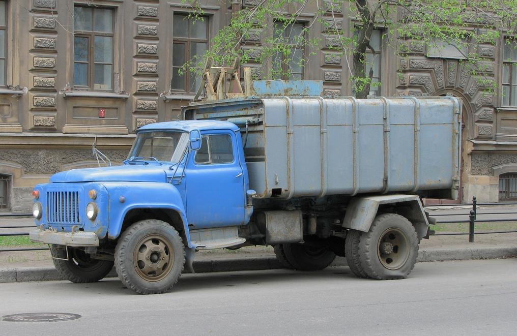 Последняя версия дизайна ГАЗ-52