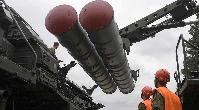 Ракеты для С-500