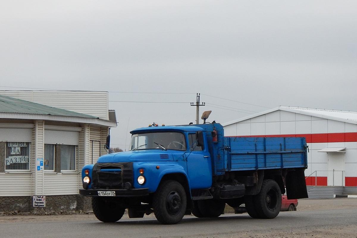 ЗИЛ-431410 с открытым кузовом