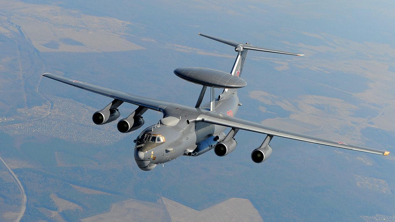 А-100 в полете