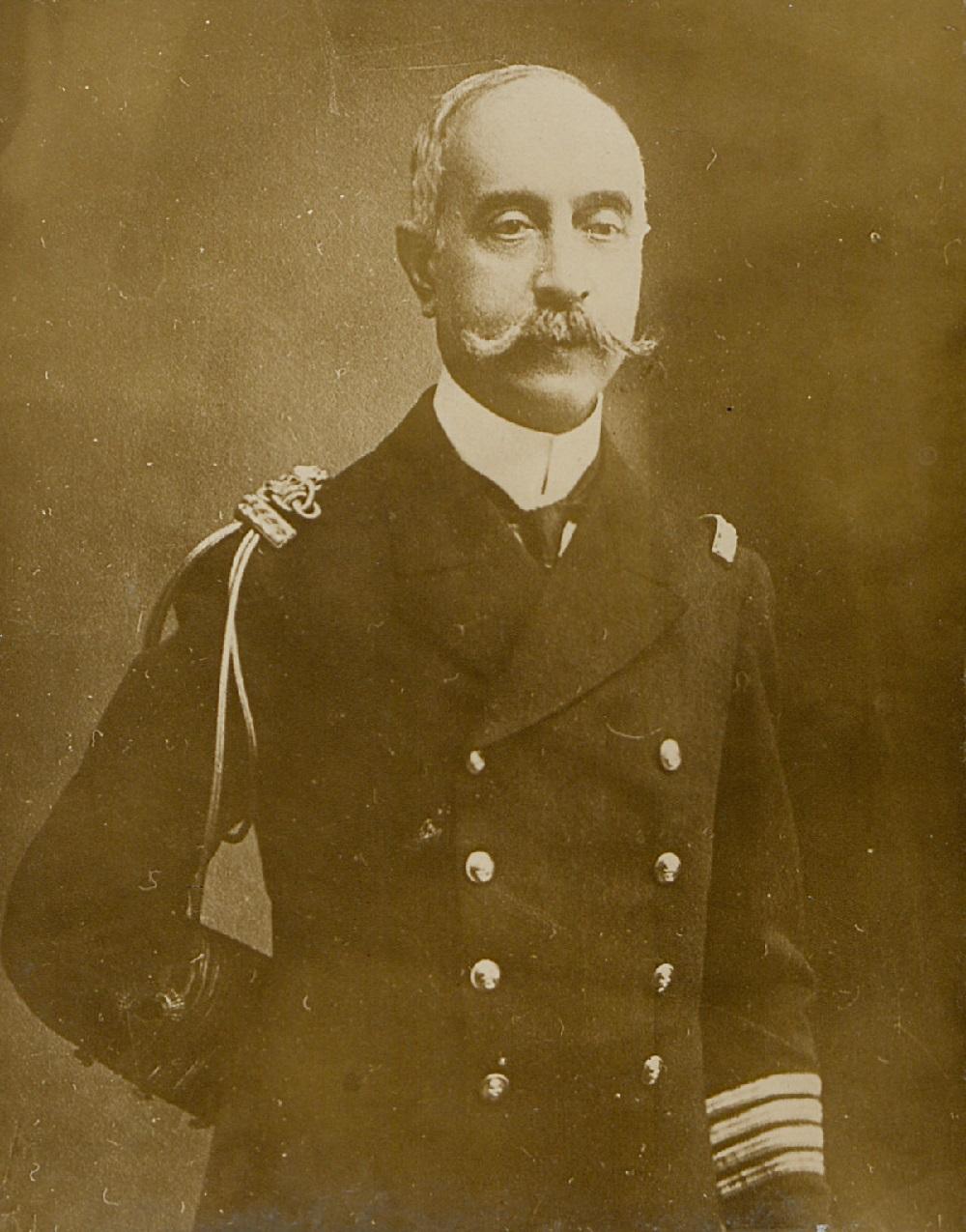 Адмирал Павлос Кунтуриотис