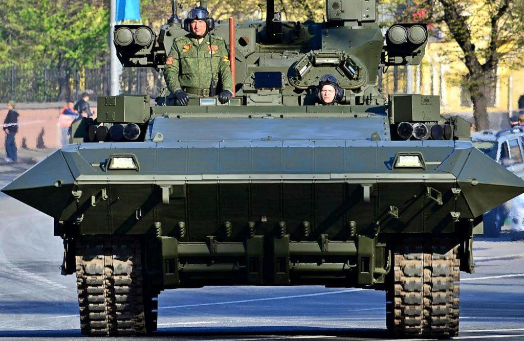 """БМП Т-15 """"Армата"""""""