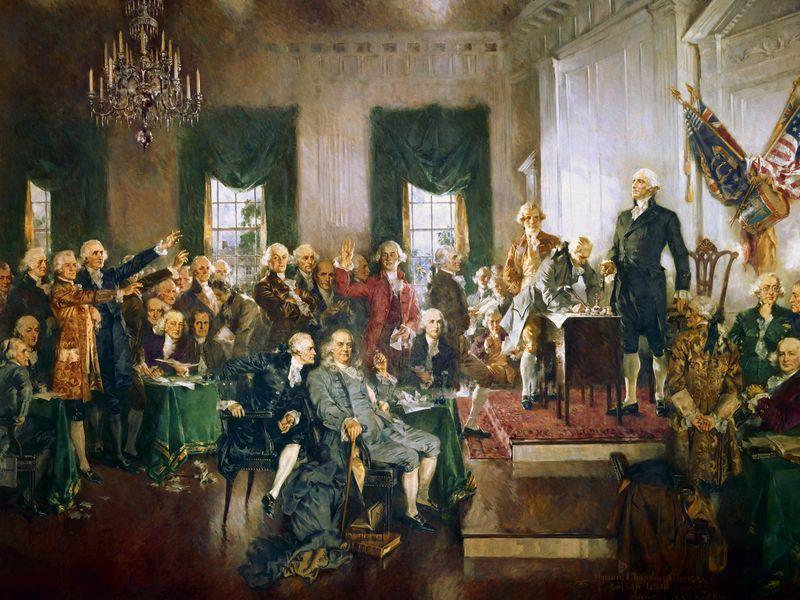 Декларация независимости Североамериканских колоний