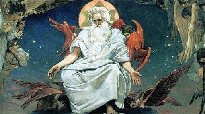 Древнеримский бог Уран