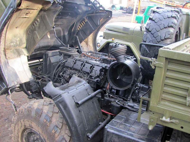 Двигатель КАМАЗ-4310