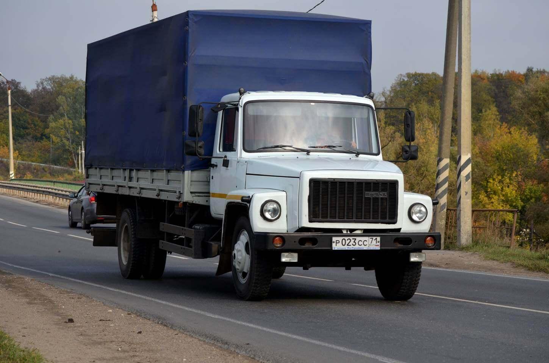ГАЗ 3309 Евро-4