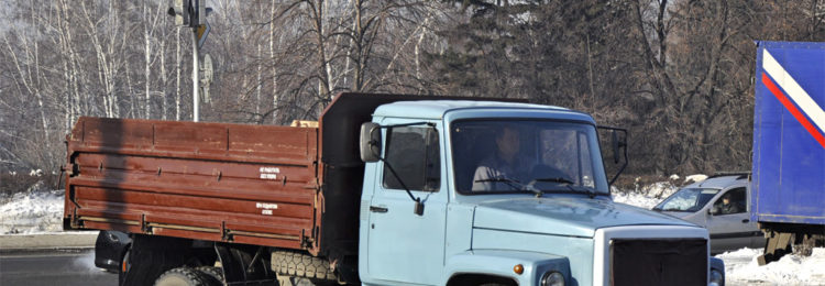 Грузовик ГАЗ-3306