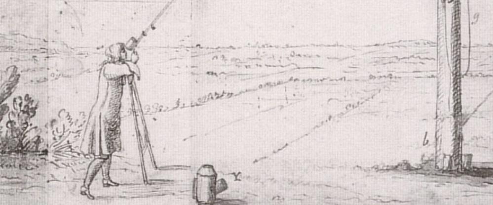 Гюйгенс и телескоп