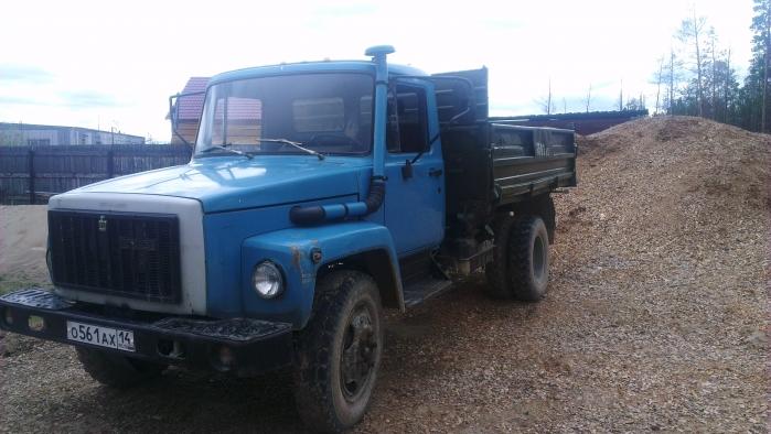 Кабина ГАЗ-4301