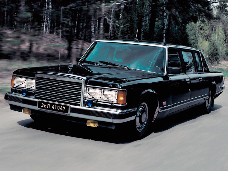 Лимузин ЗИЛ-41047
