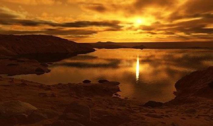 Метановые озера Титана