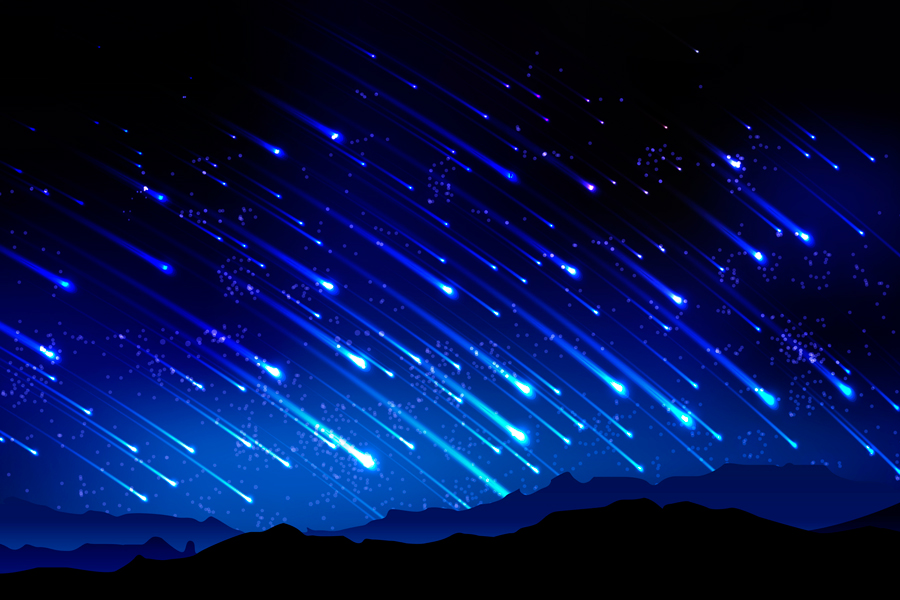 Метеорные потоки