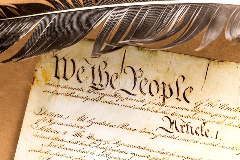 Первая конституция США