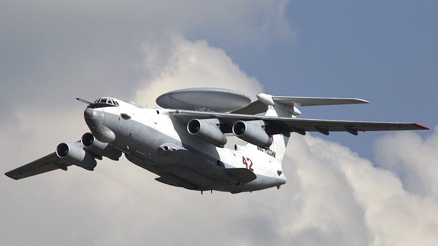 Полет А-50