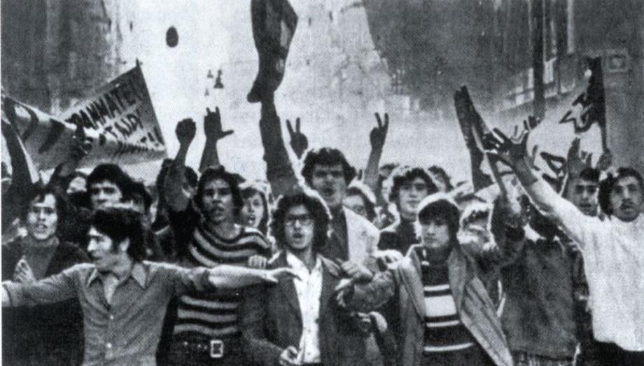 Провозглашение Греческой Республики, 1973 год