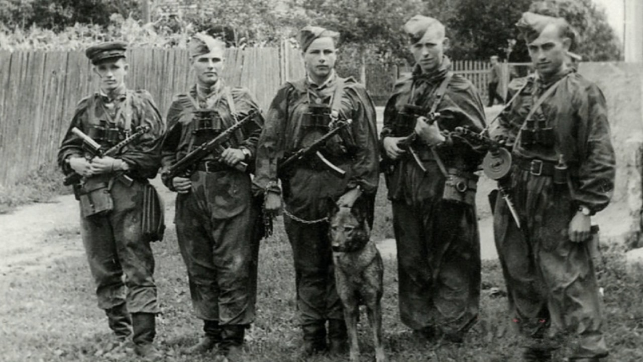 Разведчики НКВД