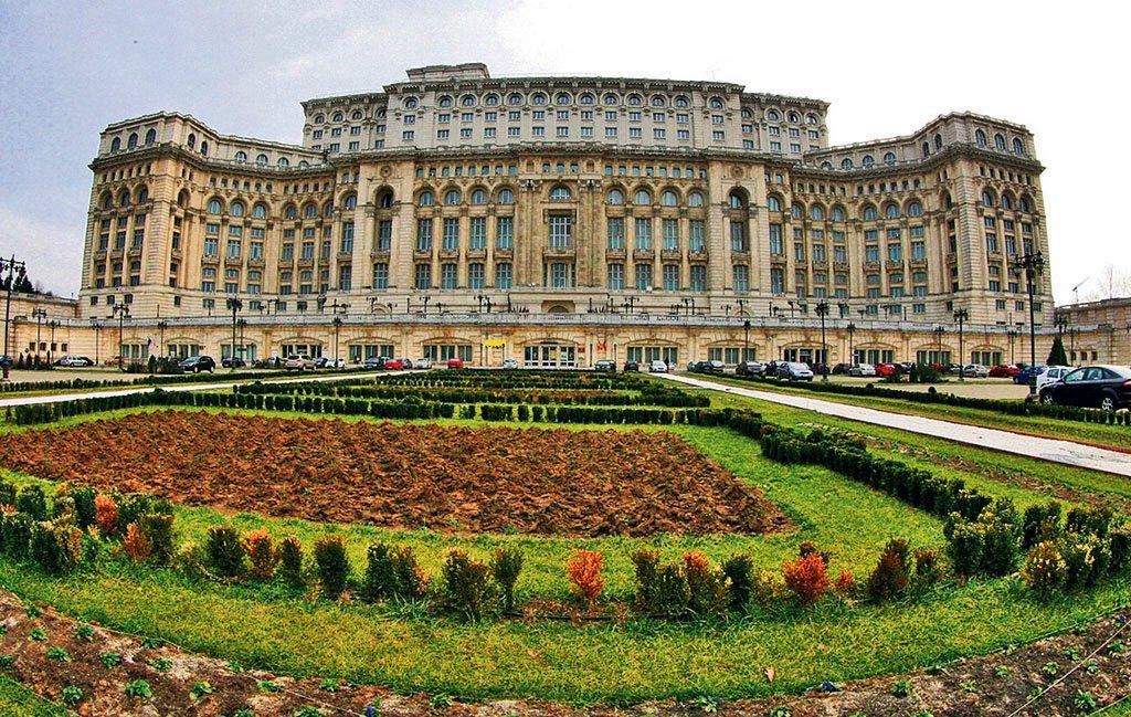 Резиденция президента Румынии