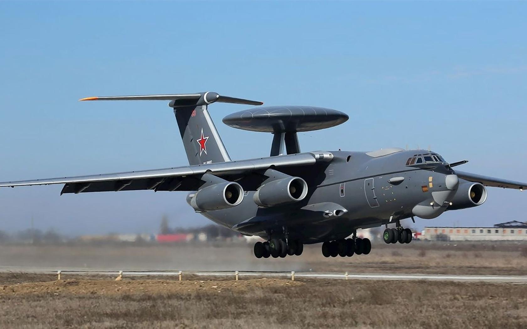 Самолет А-100 Премьер