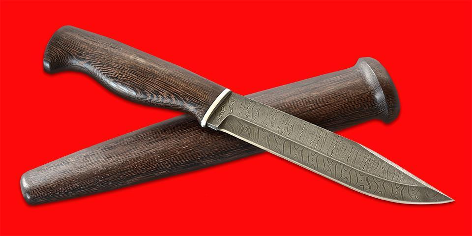 Таежный охотничий нож