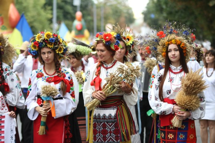 Украинский традиционный костюм