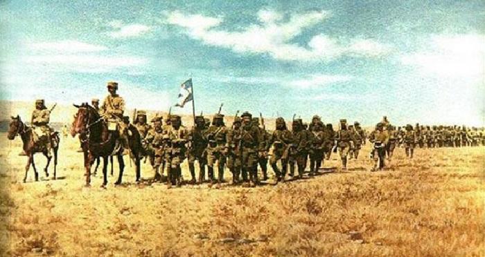 Вторая греко-турецкая война 1919-22 годы