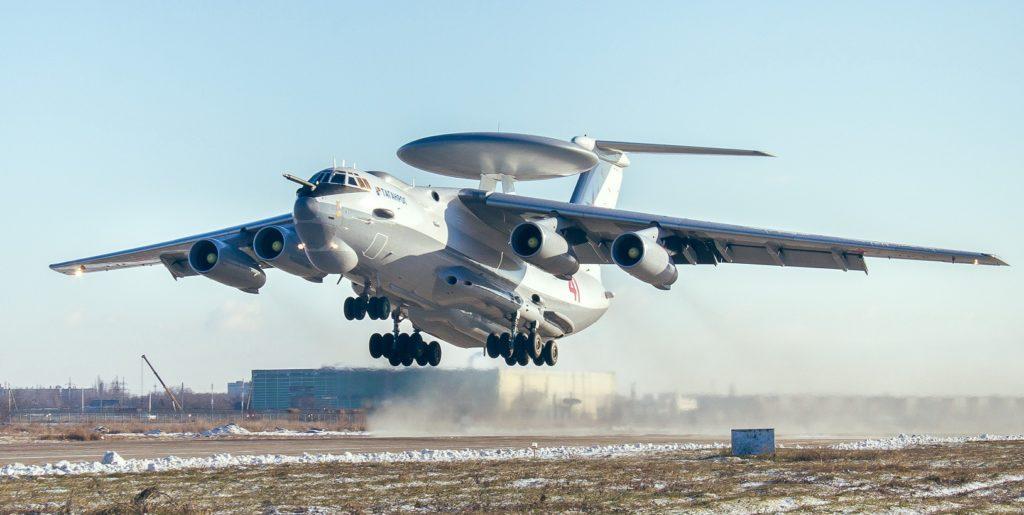 Взлет А-50