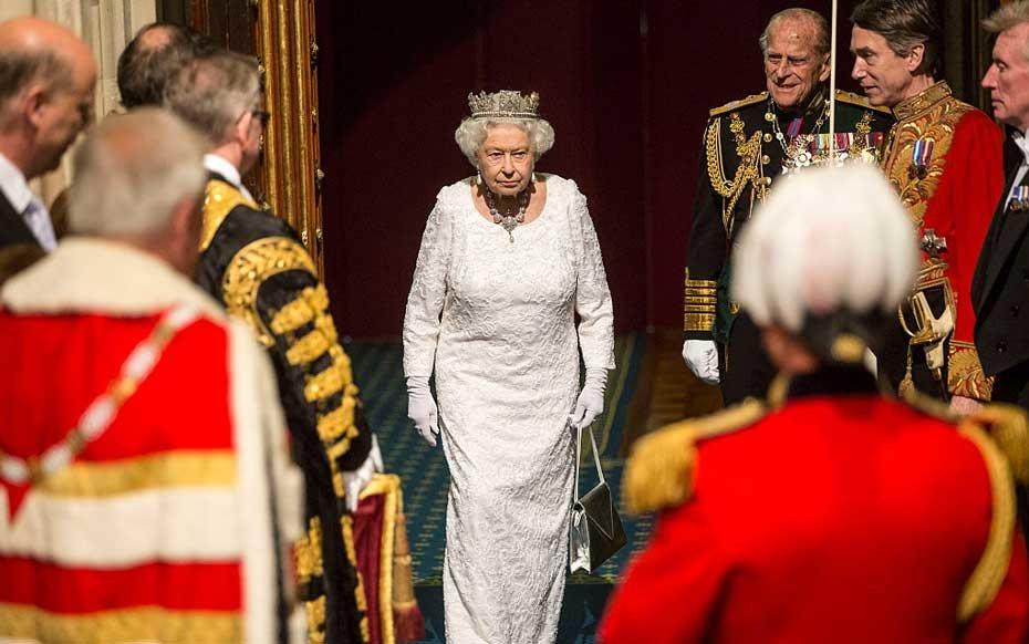 Действующая королева