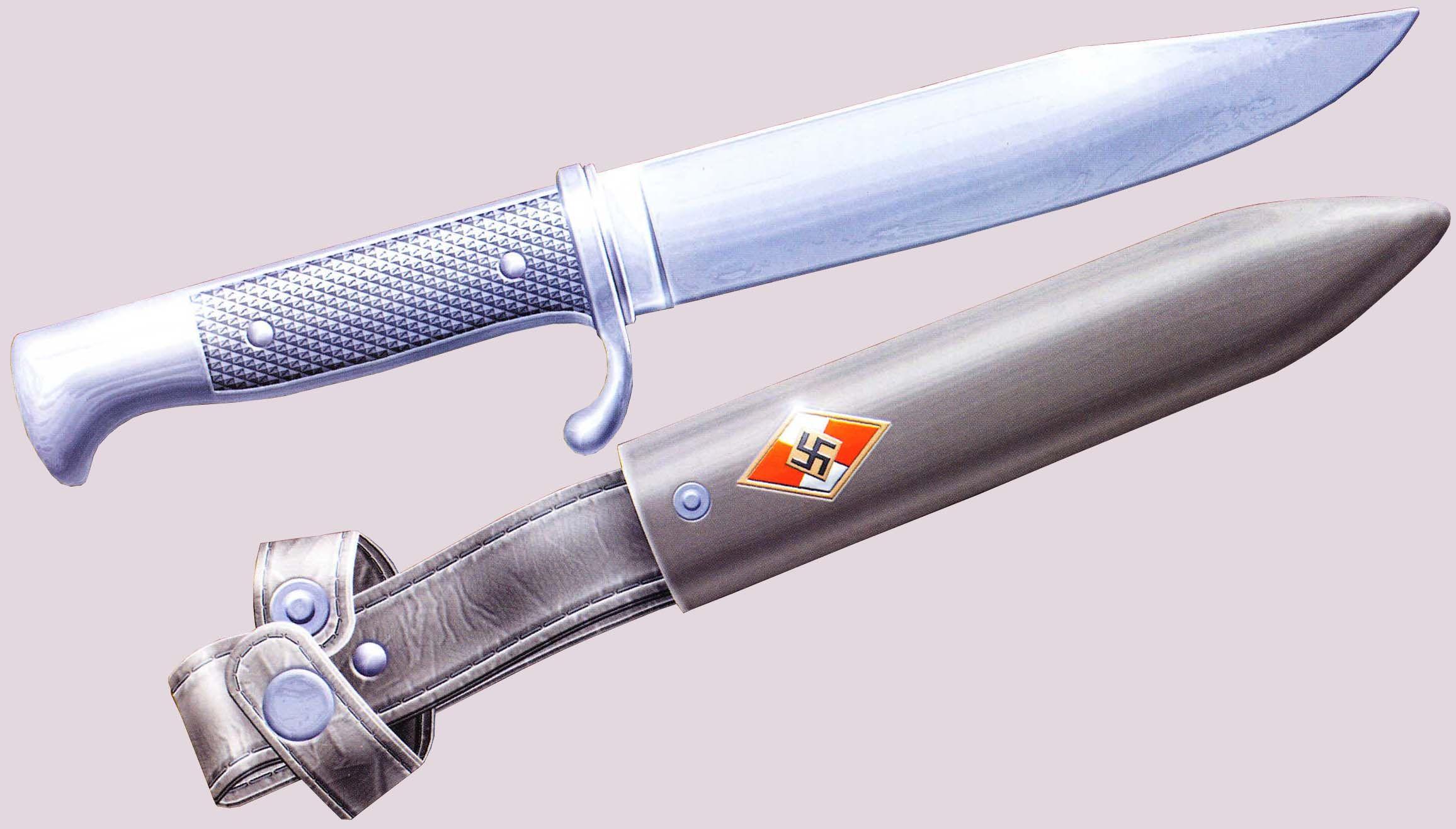 Нож DJ Fartenmesser
