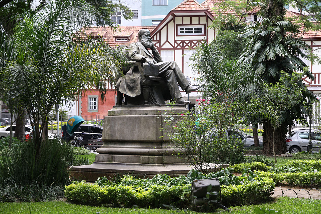 Памятник Педру II
