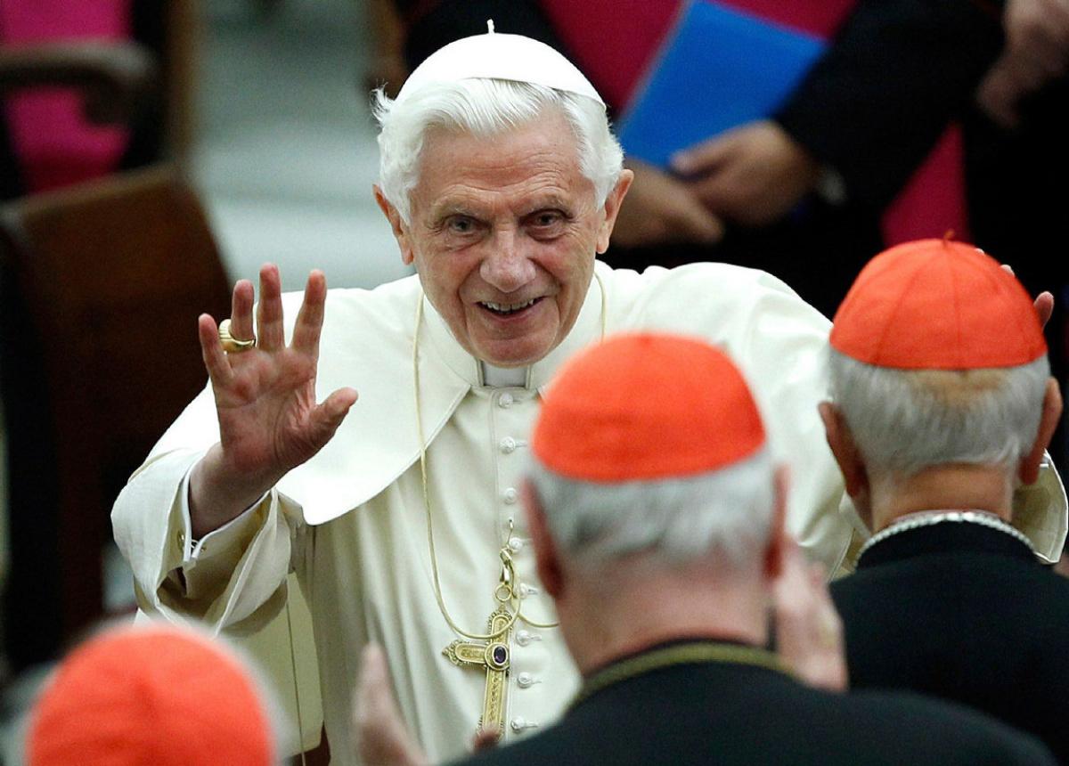 Папа и кардиналы