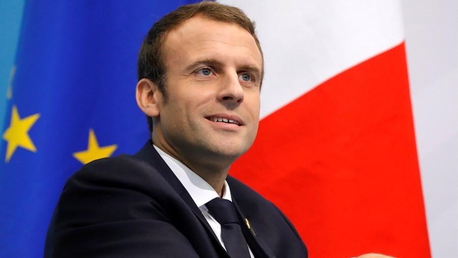 Президент Франции
