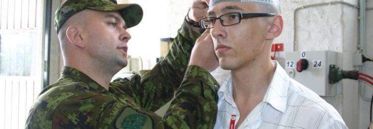 Прохождение военной медкомиссии