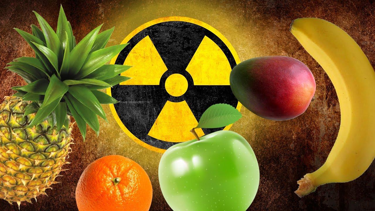 Зараженные продукты питания