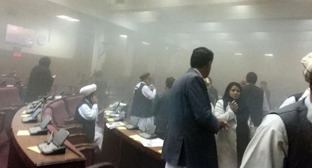 Заседание совета министров