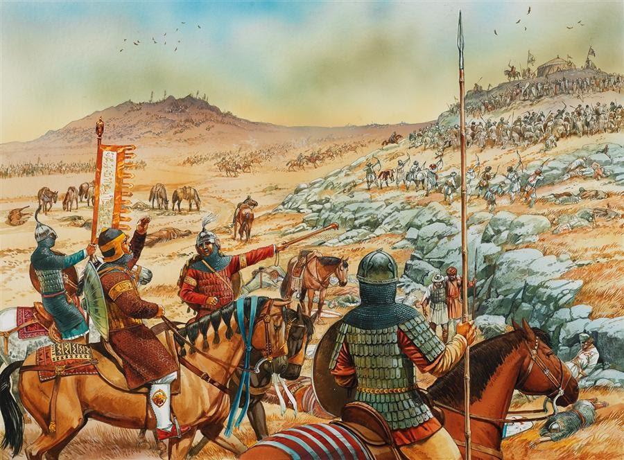Армянские завоеватели
