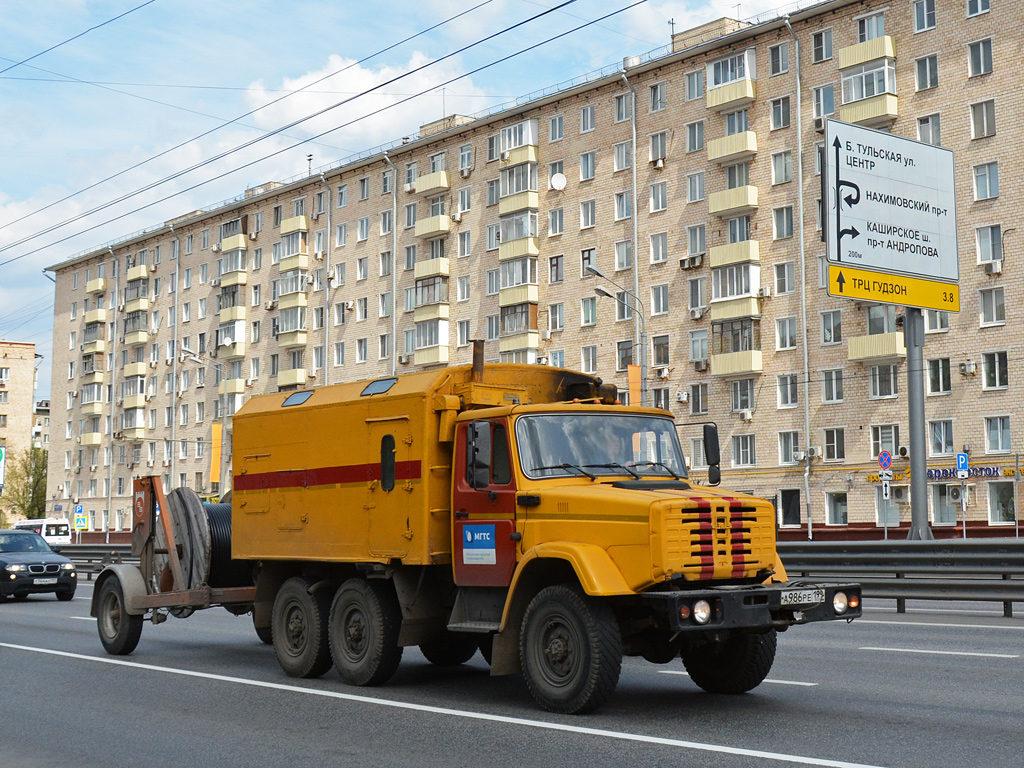 Аварийно-ремонтный ЗИЛ-4334